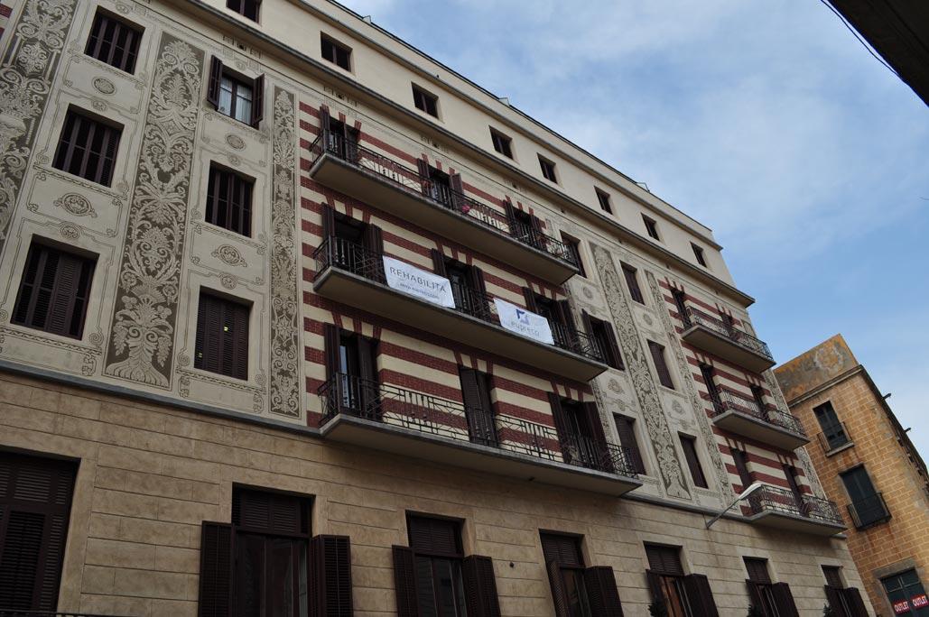 Avda. Portal de l'Àngel, nº7 de Barcelona.