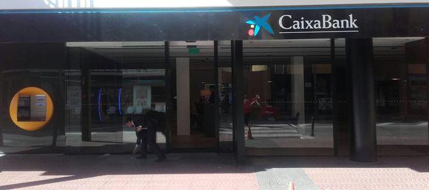 Store CaixaBank en Palamós